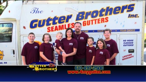 About Us The Gutter Brothers